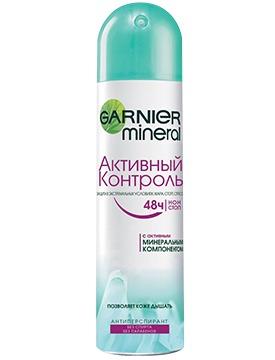 GARNIER / Mineral Активный Контроль Дезодорант-спрей