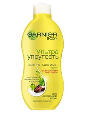 GARNIER / Body Ультраупругость Укрепляющее молочко для тела