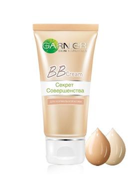 GARNIER / ВВ Крем BB Cream Секрет Совершенства BB Cream для нормальной кожи
