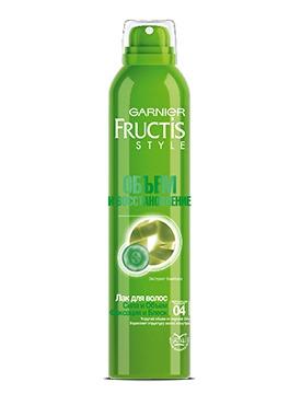 GARNIER / Fructis Объем и восстановление Лак для волос