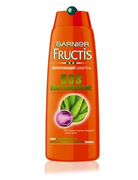 GARNIER / Fructis SOS Восстановление Укрепляющий Шампунь