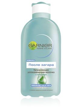 GARNIER / Ambre Solare После загара Увлажняющее успокаивающее молочко
