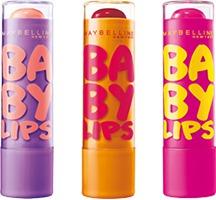 Maybelline / Бальзам для губ Baby Lips