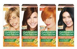 GARNIER / Краска для волос Color Naturals Creme
