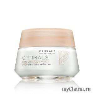 Oriflame / Дневной крем, выравнивающий тон кожи, с SPF 20 «Защита и осветление»
