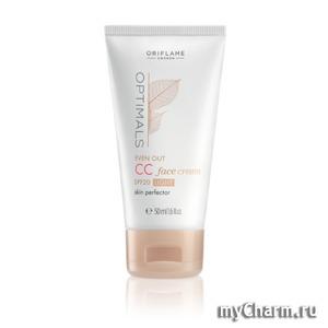 Oriflame / Многофункциональный CC-крем, выравнивающий тон кожи «Защита и осветление»