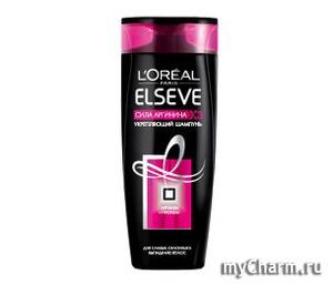 L'OREAL / ELSEVE СИЛА АРГИНИНА Х3 укрепляющий шампунь