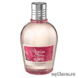 L'Occitane / Гель для душа Pivoine Flora Shower Gel
