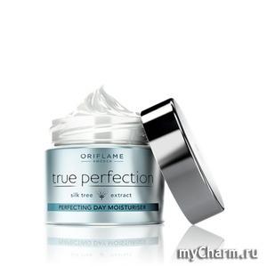 Oriflame / Дневной увлажняющий крем для совершенства кожи True Perfection