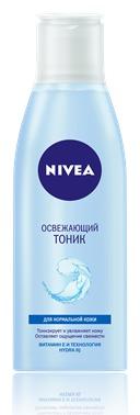 NIVEA / Освежающий тоник для нормальной кожи