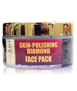 Vaadi Herbals / Маска для лица Skin-Polishing Diamond Face Pack