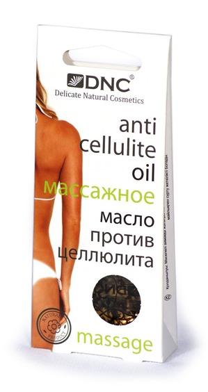 DNC / Anti Cellulite Oil Массажное масло против целлюлита
