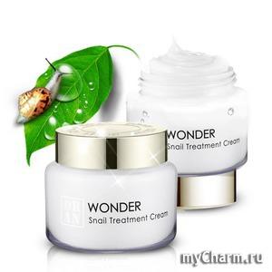 DRAN / Крем для лица Wonder Snail Treatment Cream