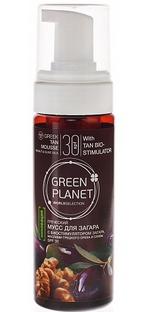 мусс для загара Green Planet
