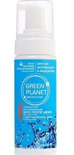 мусс после загара для лица и тела Green Planet