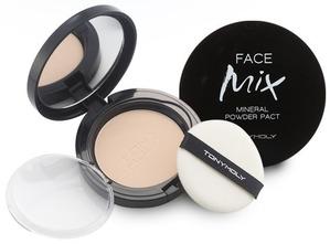 Tony Moly / Компактная пудра Face Mix Mineral Powder Pact SPF 25++