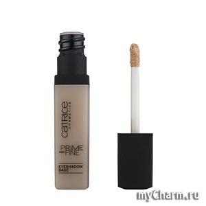 Catrice / База под тени Prime And Fine eyeshadow base
