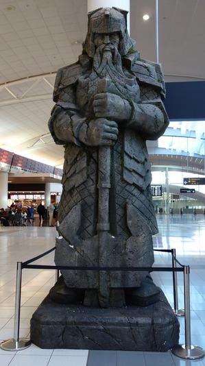 Моё путешествие в Новую Зеландию - часть 1.