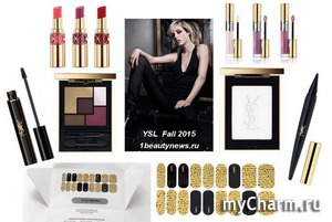 YSL Rock, Edgy and Young Collection Fall 2015 Осенняя коллекция