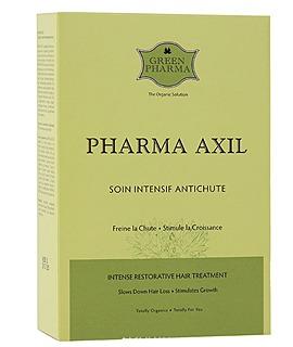Green Pharma / Сыворотка для волос Pharma Axil Sout Intensif Antichute