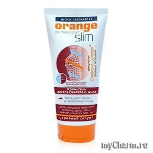 Dermaprogram Orange Slim / Крем-гель Экстра сжигатель жира