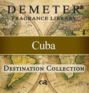 Запах сигар и кексов – это новый аромат Cuba от Demeter
