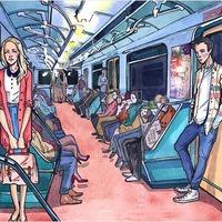 Ветки метро... (из личного)