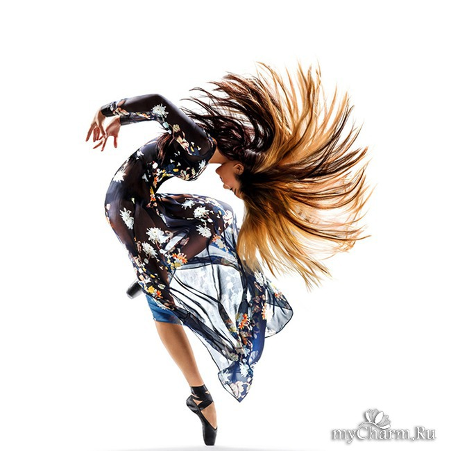 красота танца