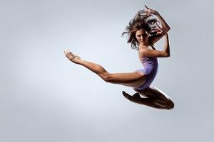 Танец в каждом мгновении...