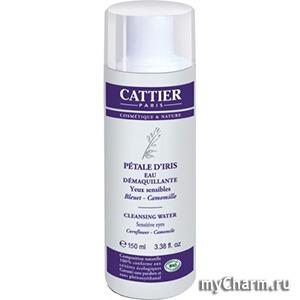Cattier / Лосьон очищающий Лепесток ириса