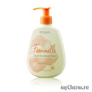 Oriflame / Смягчающее очищающее средство для интимной гигиены «Феминэль»