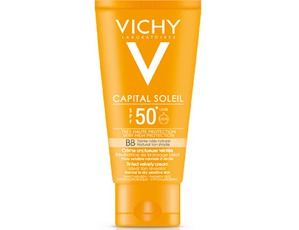 VICHY / ВВ крем Capital Soleil BB Tinted Velvety Cream SPF 50+