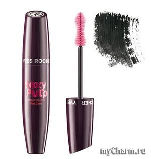 Yves Rocher / Тушь для Ресниц Couleurs Nature Sexy Pulp Lash Plumping Mascara