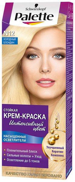 Schwarzkopf / Краска для волос Стойкая крем-краска Palette