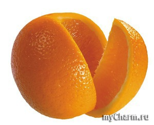 Порошок из апельсиновой цедры – индийский рецепт красоты