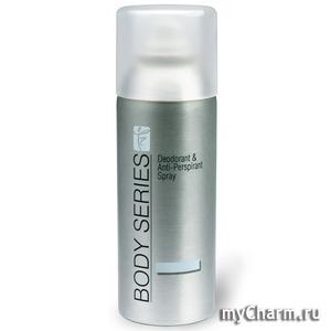Amway / Спрей-дезодорант Body Series Deodorant & Anti-Perspirant Spray