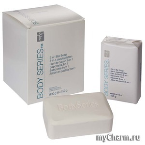 Amway / Мыло Body Series 3 in 1 Bar Soap