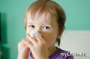 Мифы о лечении ОРВИ у детей