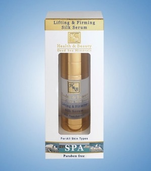 Health & Beauty / Сыворотка Dead Sea Minerals Lifting&Firming Silk Serum With Plant Extracts