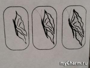 Дизайн ногтей пошаговое фото
