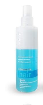 Спрей «Экспресс-ламинирование волос» Markell