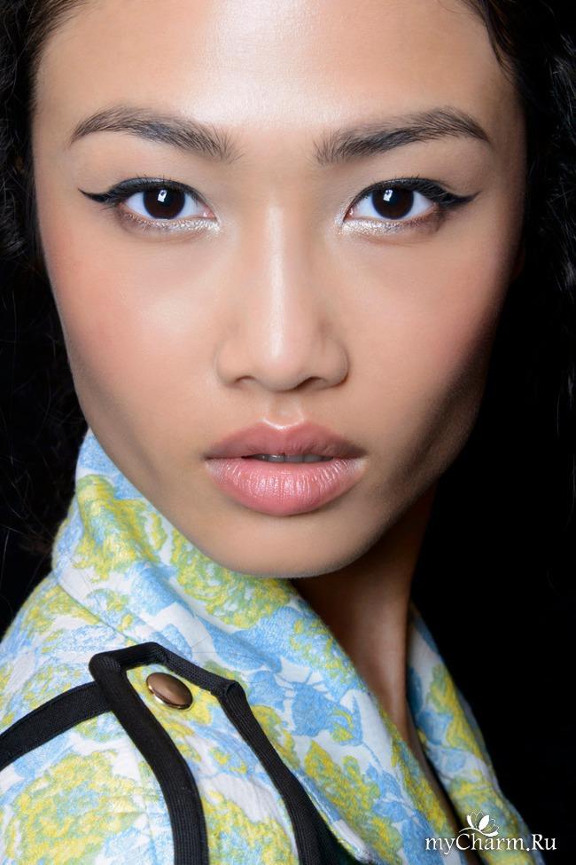 стали молодые макияж для азиатских глаз без век фото что если