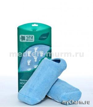 Гелевые носочки и перчатки - вы пробовали?