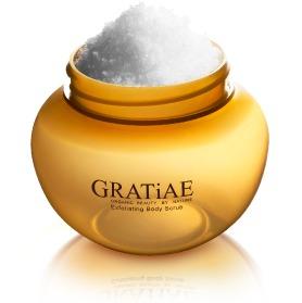 GRATiAE / Отшелушивающий скраб Organic Beauty By Nature Exfoliating Body Scrub