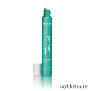 Oriflame / Антибактериальный лосьон Pure Nature Tea Tree & Rosemary Purifying Blemish Solver