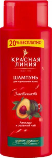 """""""Красная линия"""" / Шампунь «Эластичность»"""