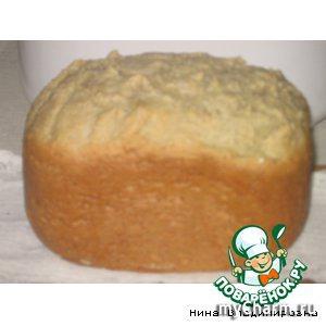 Диетический ячменный хлеб