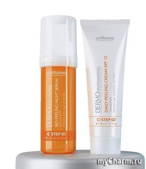 Oriflame / Пилинг для лица Dermo Professional Bio Peeling Kit