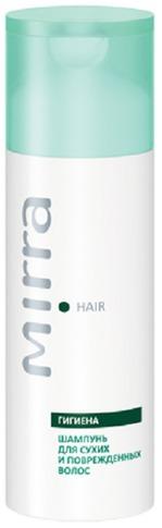 Шампунь для сухих и поврежденных волос MIRRA