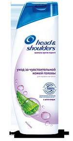 Шампунь Head and Shoulders